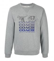 Coach Shadow Rexy Carriage Sweatshirt