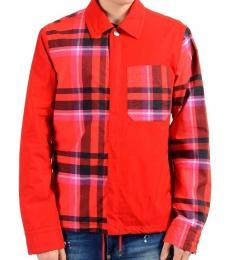 Multicolor Windbreaker Jacket