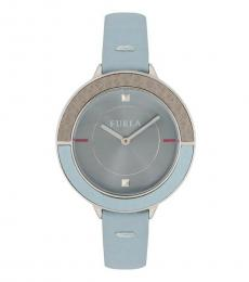Furla Blue Club Gleaming Watch