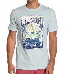 Ben Sherman Light Blue Short Sleeve T-Shirt