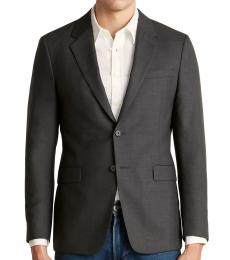 Theory Dark Grey Chambers Tailored Jacket