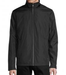 Calvin Klein Black Full-Zip Jacket