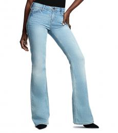 True Religion Homegirl Fey Modern Flare Jeans