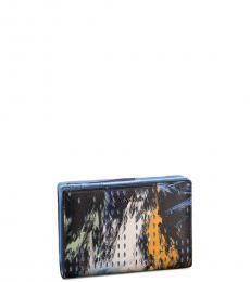 Calvin Klein Brushstroke French Wallet