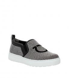 Black Folgaria Loafers