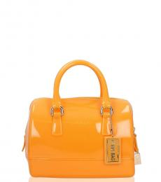 Saffron Candy Mini Satchel