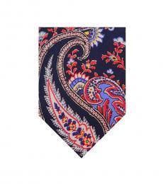 Ralph Lauren Multi Color Neat Tie
