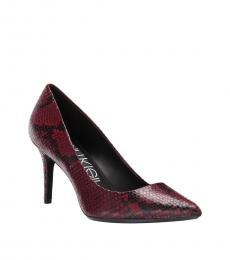 Barn Red Gayle Heels