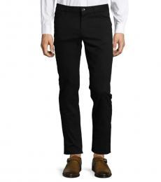 Michael Kors Black Parker Slim-Fit Pants