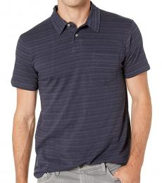 Navy Blue Standard Issue Polo