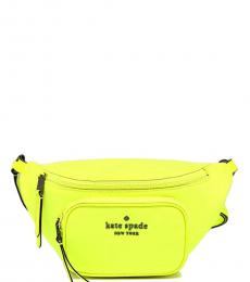 Radiant Yellow Dorien Waist Belt Bag