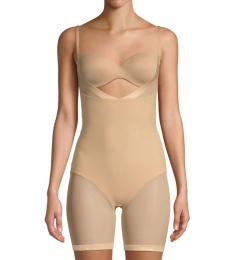 DKNY Natural All-In-One Underbust Bodysuit