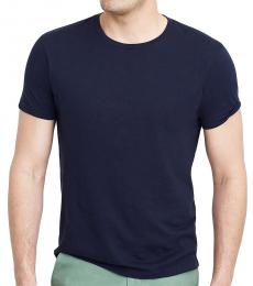 J.Crew Navy Blue Slim Washed Jersey T-Shirt