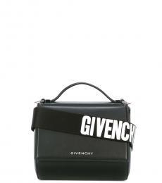 Givenchy Black Pandoral Box Small Crossbody