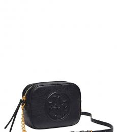 Tory Burch Black Limited Edition Mini Crossbody