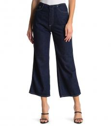 AG Adriano Goldschmied Midnight Surge Etta Wide Leg Jeans