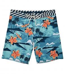 Billabong Blue Sundays Airlite Shorts