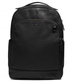 Coach Black Graham Large Backpack