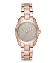 DKNY Rose Gold Nolita Quartz Watch