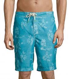 Tommy Bahama Aqua Arauca Swim Trunks