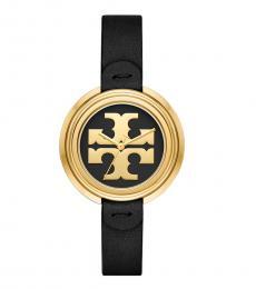 Black-Gold Miller Watch