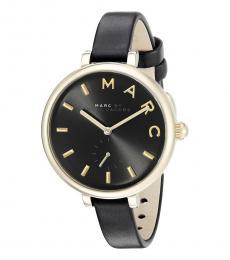Black-Golden Sally Watch