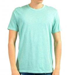 Hugo Boss Turquoise Crewneck T-Shirt