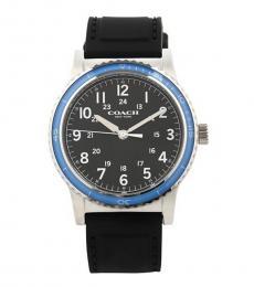 Coach Black Stylish Watch