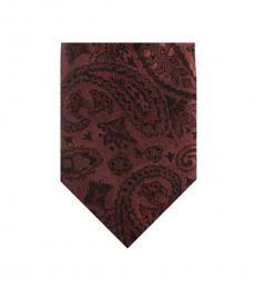 Burgundy Dapper Tie