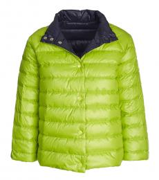 Armani Jeans Neon Regular Fit Jacket