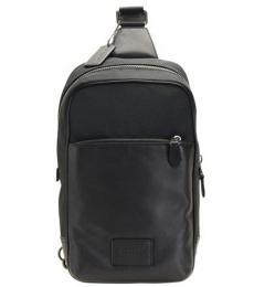 Coach Black Westway Pack Backpack