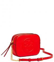 Tory Burch Red Limited Edition Mini Crossbody