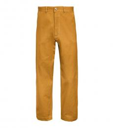 Mustard P-Frank Trousers