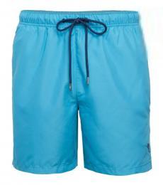 Blue Naples Swim Shorts