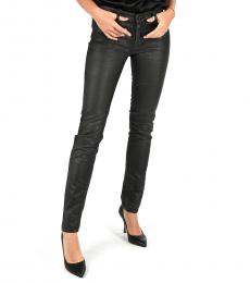 Diesel Black Denim Slim Fit Jeans
