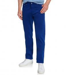 AG Adriano Goldschmied Blue Tellis Slim Jeans