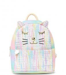 Betsey Johnson Multicolor Kitsch Small Backpack