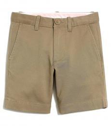 J.Crew Boys Khaki Gramercy Short