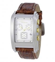 Brown Ritzy Modish Watch