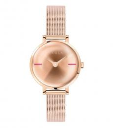 Rose Gold Mirage Radiant Watch