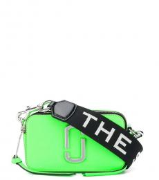 Green Snapshot Small Crossbody