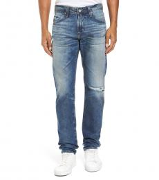 AG Adriano Goldschmied Years Grunge Tellis Slim Fit Jeans
