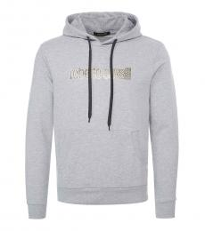 Grey Logo Graphic Sweatshirt