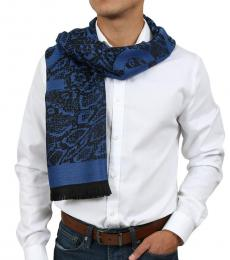 Royal Blue Signature Scarf