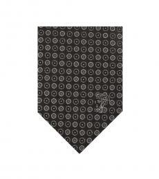 Versace Grey Modish Tie