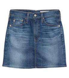 11 Years Fortitude Vera Denim Skirt