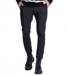 Diesel Black Slim Fit Pants