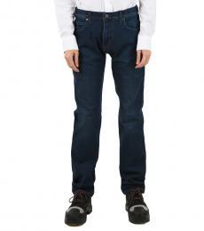 Armani Jeans Blue Slim Fit Jeans
