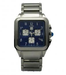Roberto Cavalli Square Chronograph Date Analog Watch