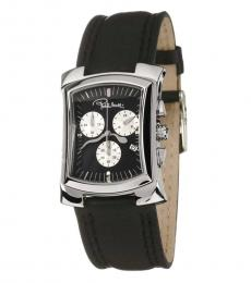 Roberto Cavalli Black Tomahawk Chronograph Watch